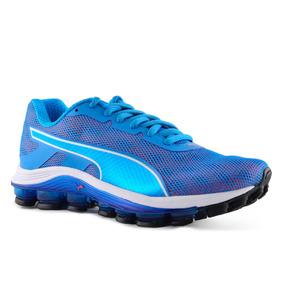 Zapatillas Puma Voltage Hombre Azul