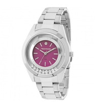 Relógio Technos Feminino Prata 2036meq/1t ( Nota Fiscal )