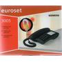 Telefone Siemens Euroset 3005 Ártico Novo Com Chave