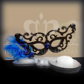 Ceremonia De Velas Antifaz De Cristal