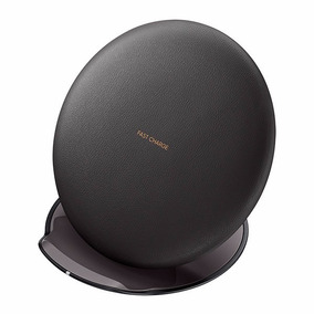 Cargador Inalambrico Galaxy S8 Fast Charge Convertible Negro