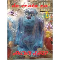 Monster Inc Sully Vela Para Pastel