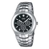 Reloj Casio Edifice Ef304 Acero Inoxidable100 Mts Fechador