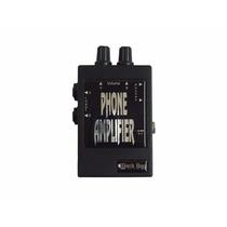 Amplificador Fone De Ouvido Pa (phone Amplifier) Black Bug
