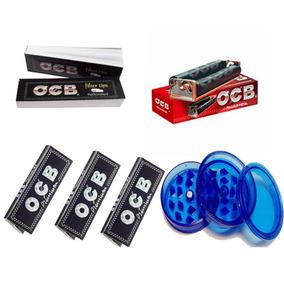 Armador Ocb+150 Ocb Premium+150 Filtros Ocb+picador Tabaco