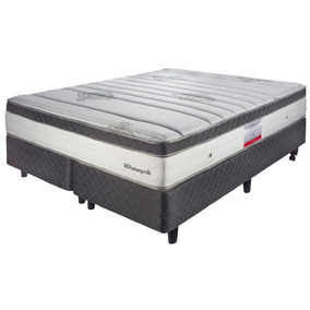 Colchon Y Sommier Bed Time Nuevo Alchemy Sealy 200x200