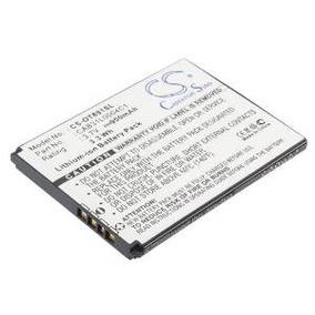 Battery2go Batería Encaja A Alcatel Cab31l0000c1, 155, Vodaf