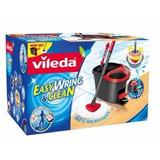 Easy Wring & Clean Vileda Mopa + Balde Escurridor A Pedal
