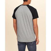 Camisa Da Hollister Masculina Roupa Camiseta Tamanho G Blusa