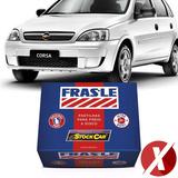 Jg Pastilha De Freio Frasle Pd/46 Corsa Sedan Maxx 1.8 2005