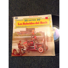 Lp Los Rebeldes Del Rock