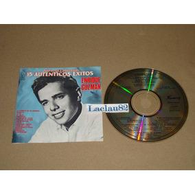 Enrique Guzman 15 Autenticos Exitos 1991 Harmony Cd