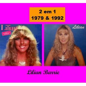 Cd Lilian Barrie - 2 Em 1 - 1979 & 1992