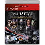 ..: Injustice Gods Among Us - Ultimate Edition :. Para Ps3