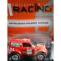 Majorette Auto Racing Mitsubishi Pajero Dakar Retro Rdf1