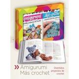 Libros: Amigurumi - Mas Crochet - Planeta 2 Vol + Estuche