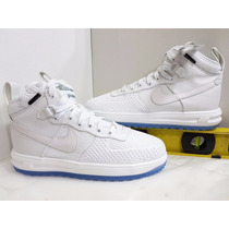 Nike Lunar Force 1 Duckboot Air Force Airforce Contra Agua