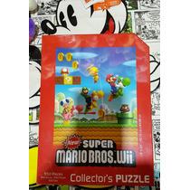 Rompecabezas Nintendo Súper Mario Bros Wi