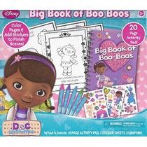 Doctora Juguetes Gran Libro De Boo Boos