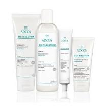 Kit Peles Oleosas Adcos - Oily Solution 4 Produtos Campinas