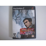 Tekken Tag Tournament Ps2 Play Station 2 Play Station 3