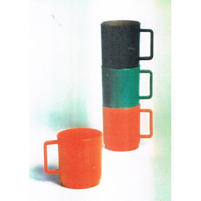 Molde De Acero Para Fabricar En Plastico Tarro