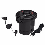 Inflador Electrico Intex 220 V Ideal Piscinas O Camping Eg21