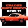 Calco Franja Cupe Chevy Opus 77 - Calcomania Ploteoya!