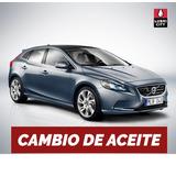 Cambio Aceite Y Filtro Volvo V40 1.6 16v Desde 2014
