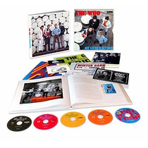 The Who - My Generation (2016 5xcd Box Set Boxset)