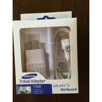 Cargador Y Cable De Datos Samsung Galaxy Original S3/s4/note