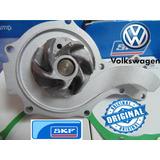 Bomba Agua Volkswagen Gol Parati Saveiro Original Skf Brasil