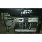 Generador Portatil Diesel 6000 Watt