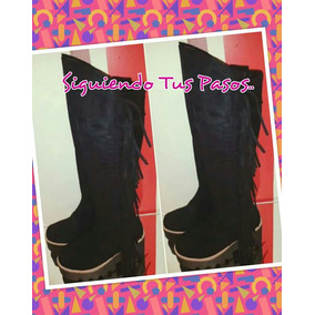 Zapatos Y Botas Cuero