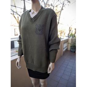 Sweater Saco Abrigo Pullover Soho Clasic Talle L