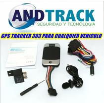 Gps 303 F Para Cualquier Vehiculo Incluye Plataforma