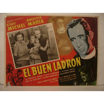 Angélica María , El Buen Ladrón , Cartel De Cine