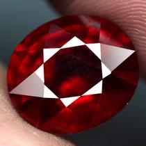 Excelente Rubi Sangre De Pichon 1.48 Quilates