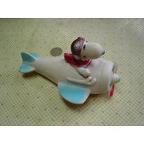 Antiguo Snoopy En Avion (60