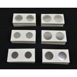 Caja De 50 Piezas Cartones Protectores De Monedas