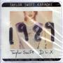 Taylor Swift 1989 Karaoke ( Cd + Dvd ) Los Chiquibum