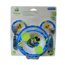 Set Alimentación 4 Pzas Mickey Disney