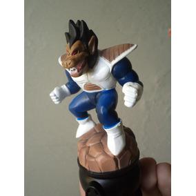 Vegeta Oozaru Pieza De Ajedrez Dragon Ball Z Pelea Con Goku