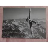 Cartão Postal - Avião 2a Guerra - P-2 Swiss Pilatus