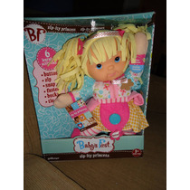 Bella Muñeca Babys First Princesa Aprendiendo Abrochar