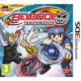 Beyblade Evolution Nintendo 3ds Novo Original Frete Rápido