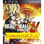 Dragon Ball Xenoverse Ps3 Digital Pase Online - Caja Vecina