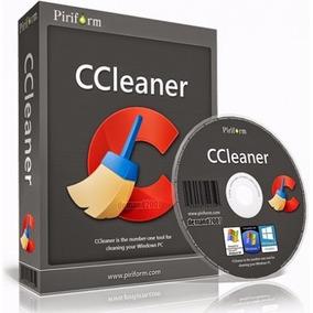 Ccleaner Pro V5.46 - Limpador E Otimizador - Envio Por Email
