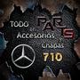 Paragolpes Delantero Mercedes Benz 710 Imp. Y Mas...
