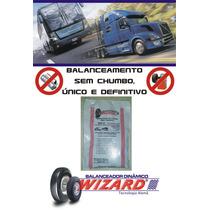 Balanceamento Dinâmico Caminhão 295/80r22.5 Mercedes Benz